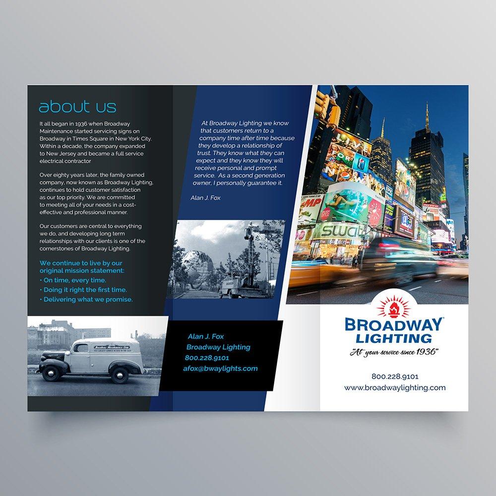 Broadway Brochure