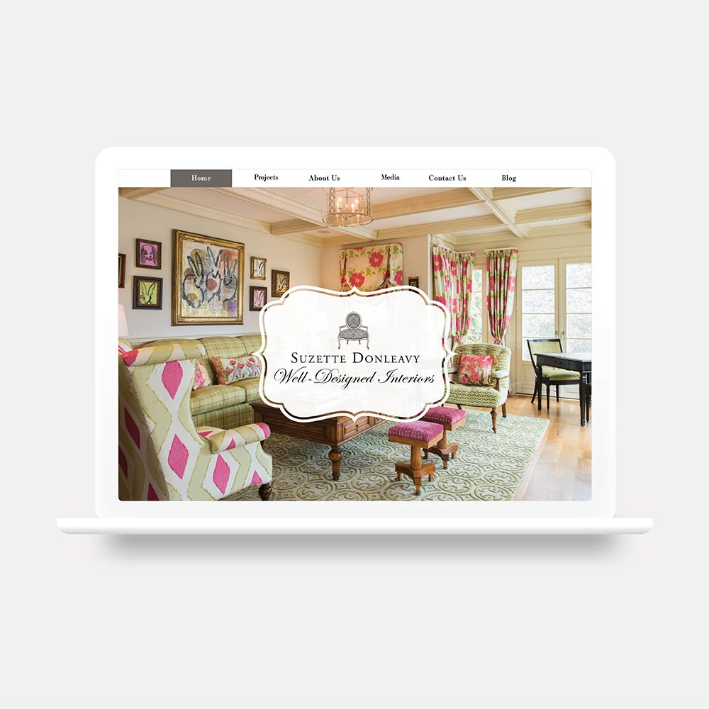 Well Designed Interiors Website